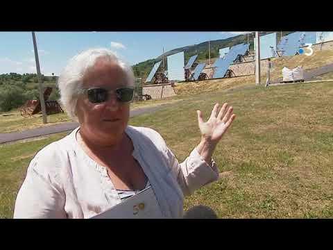 Pyrénées-Orientales : pour ses 50 ans, le four solaire d'Odeillo s'ouvre aux visiteurs - - France 3 Occitanie