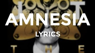 "Justin Timberlake - ""Amnesia"" (Lyrics)"