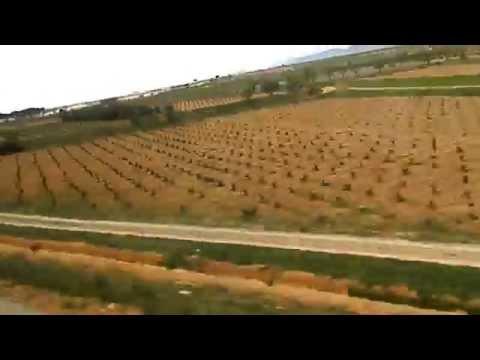 300 km/h - Renfe kiirrong Valenciast Madriidi.