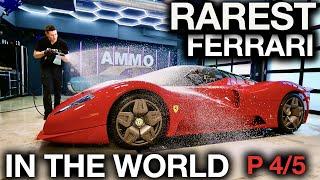 Detailing Rarest Ferrari in the World: Glickenhaus P4/5