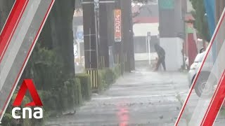 Heavy rains in Japan force more than a million to evacuate
