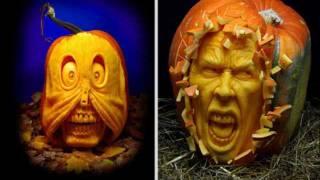 Amazing Halloween Pumpkin Carving