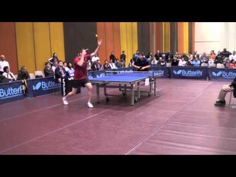 Mark Hazinski vs Jeff Lin Huang  Open QF