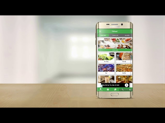 Android Application Promote Video