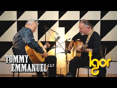 Нit the rоad Jack (Extra Тake) – Tommy Emmanuel & Igor Presnyakov