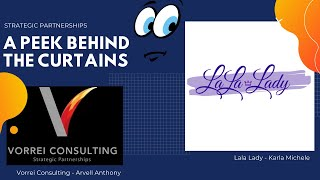 A Peek Behind The Curtains - LaLa Lady with Karla Michele