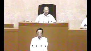 福岡県議会議員 原中まさし 2016年9月26日 9月県議会 一般質問