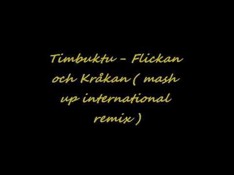 Timbuktu - Flickan och Kråkan ( mash up international remix )