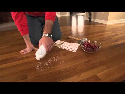 "HouseSmarts Fix It In 15:00 ""Eliminating Hardwood Floor Squeaks"" Episode 130"