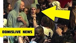 Justin Bieber Gets Choked By Post Malone, Odell Beckham Jr Watches Club Fight thumbnail