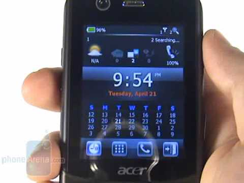 Acer Tempo DX900 Review