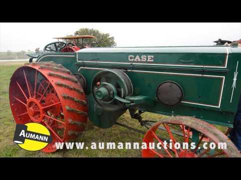 Case 12-25 - Calvin Buice Estate Antique Tractor Auction
