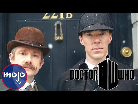 Top 10 Shows To Watch If You Like Doctor Who
