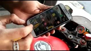 Localizador gps via chip gsm tracker para auto y moto sin rentas mensuales