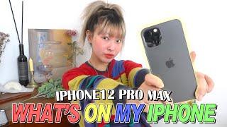 아이폰12 프로맥스 한달 사용후기와 어플 추천! Wha…