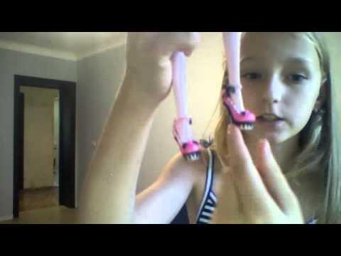 Vivitar vivacious straightening hair brush