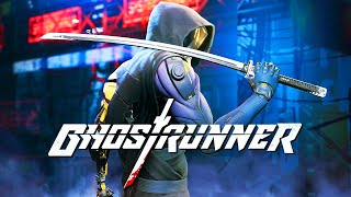 GHOSTRUNNER All Cutscenes (Game Movie)1080p 60FPS HD