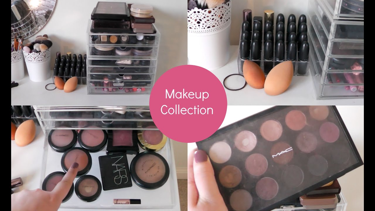 & Makeup Collection-Muji Storage | KathrynsSecrets - YouTube