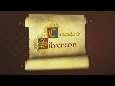 "Movie ""Fn3"" 1:20.3 G scale model railroad The Cascade & Silverton Ron Keiser"