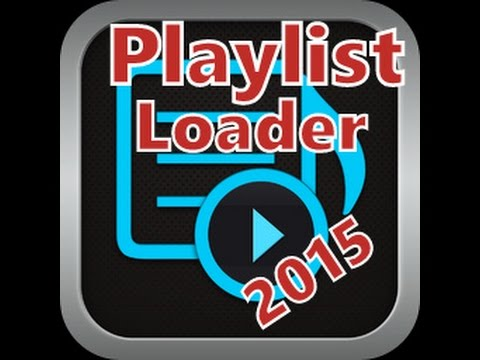 IPTV Playlist Loader Add-On (Create your own listing) 2015