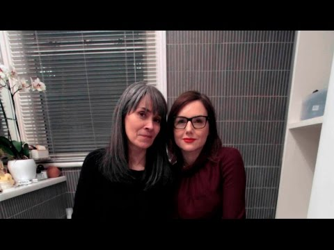 Sali Hughes: In The Bathroom with Morag Ross Pt 2