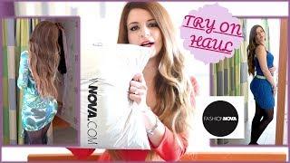Try on haul Fashion Nova - Ho provato i vestiti, ma attenzione alcuni potrebbero essere trasparenti!