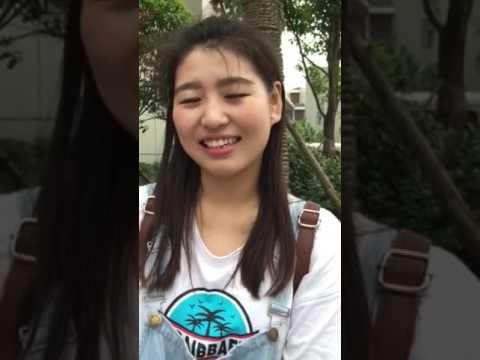 Urdu Speaking Chinese Girl