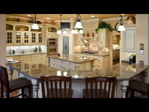 Custom Kitchen Designs Pictures