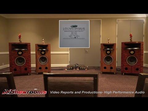 Classic Audio Loudspeakers, Purist Audio Design, Atma Sphere, Tri Planar, Reel to Reel, AXPONA