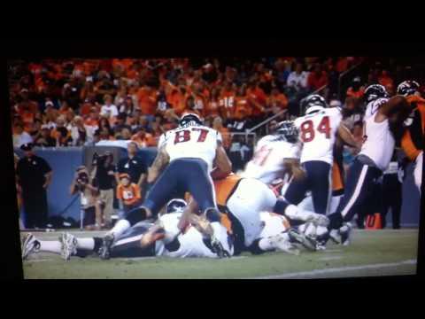 Houston Texans vs Denver Broncos highlights preseason 2014