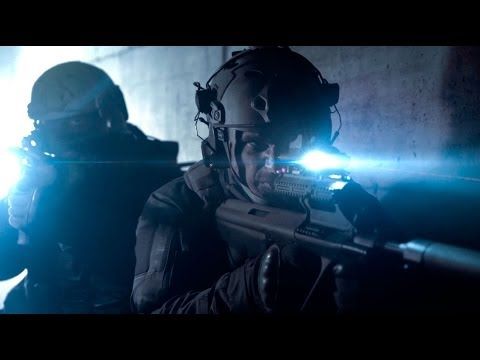 Special Operations Forces - Pilot Rescue Mission