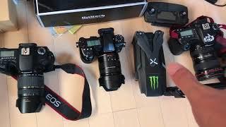 【カメラ】最近のカメラ事情!機動性重視か撮影精度重視か? thumbnail