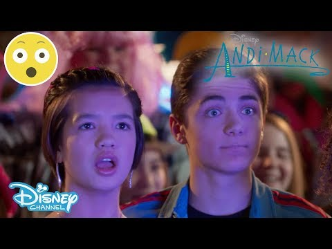 Andi Mack | FINAL EPISODE - Season 3 Episode 20: First 5 Minutes 😱 | Disney Channel UK