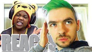 All The Way | Feat. JackSepticEye | Schmoyoho Reaction | AyChristene Reacts