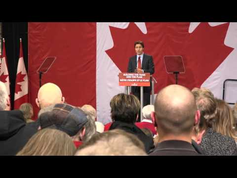 Justin Trudeau Calgary 01