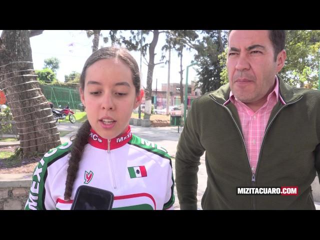 Atleta de Zitácuaro Representará a México en Colombia
