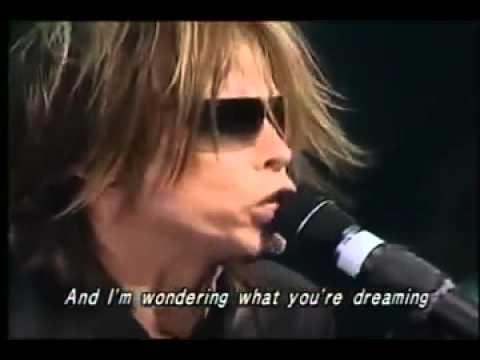 I don't wanna miss a thing   Aerosmith   En vivo Japón 2001 H264 AAC 360p