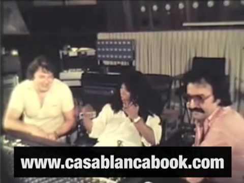 Donna Summer-LIVE & MORE-1978 Studio Mixing Session!!! Casablanca Records