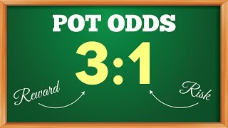 How To Use Pot Odds In Poker | Poker Quick Plays