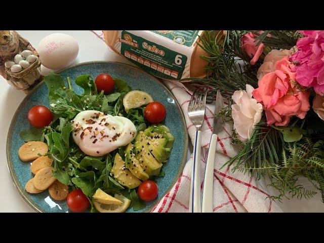 Mëngjes i Shpejtë me Vezë - Fast Morning with Egg
