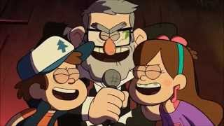 Gravity Falls - Turn the Lights Off