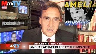 Zabójstwo Amelii Earhart