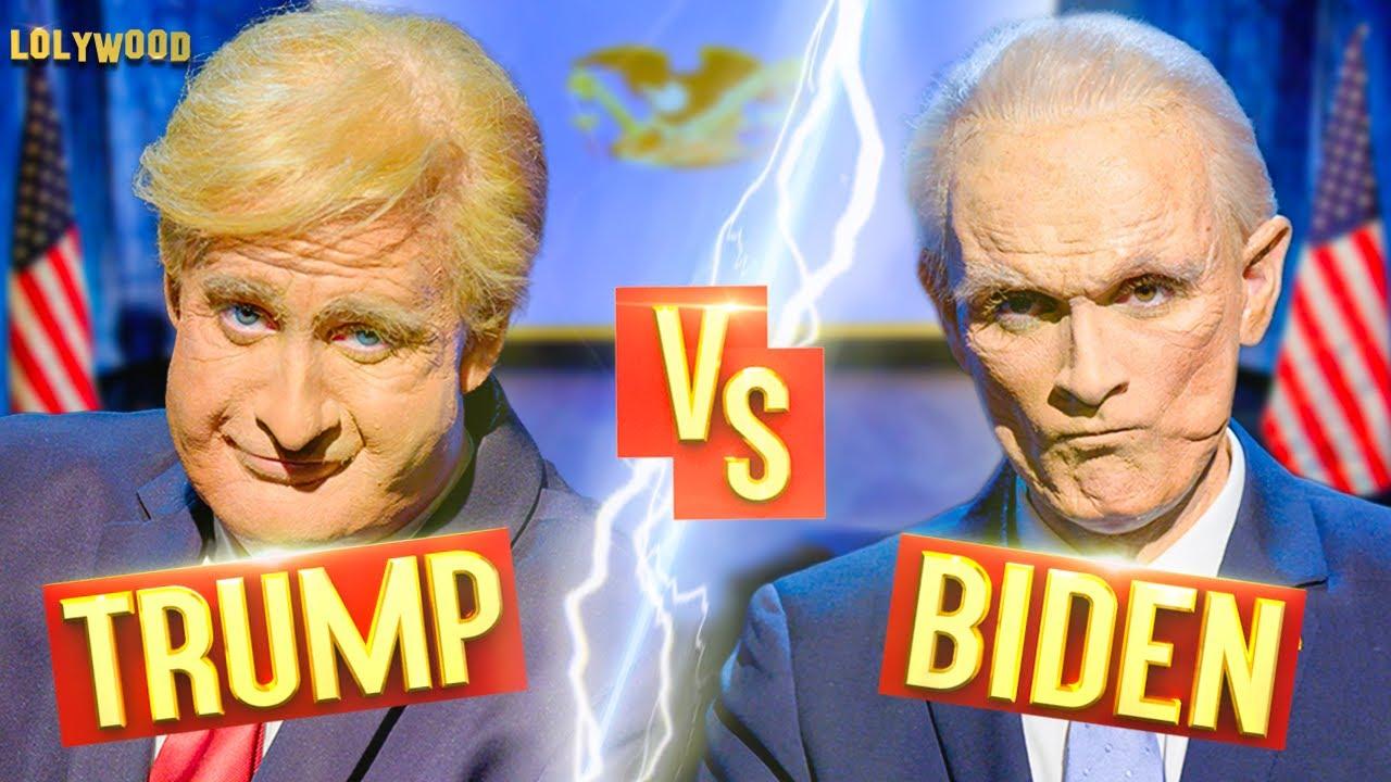 Download Trump VS Biden