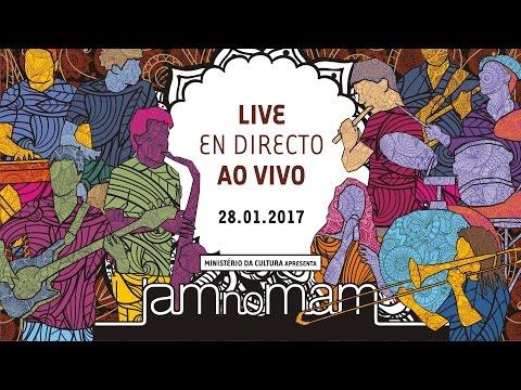 JAM no MAM - Live / ao vivo - 28/01/2017