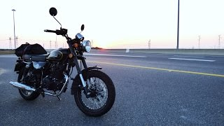 Cleveland Cycle Werks ACE DELUXE 250 [Model 2015]: Test-Drive & Riview[HD]