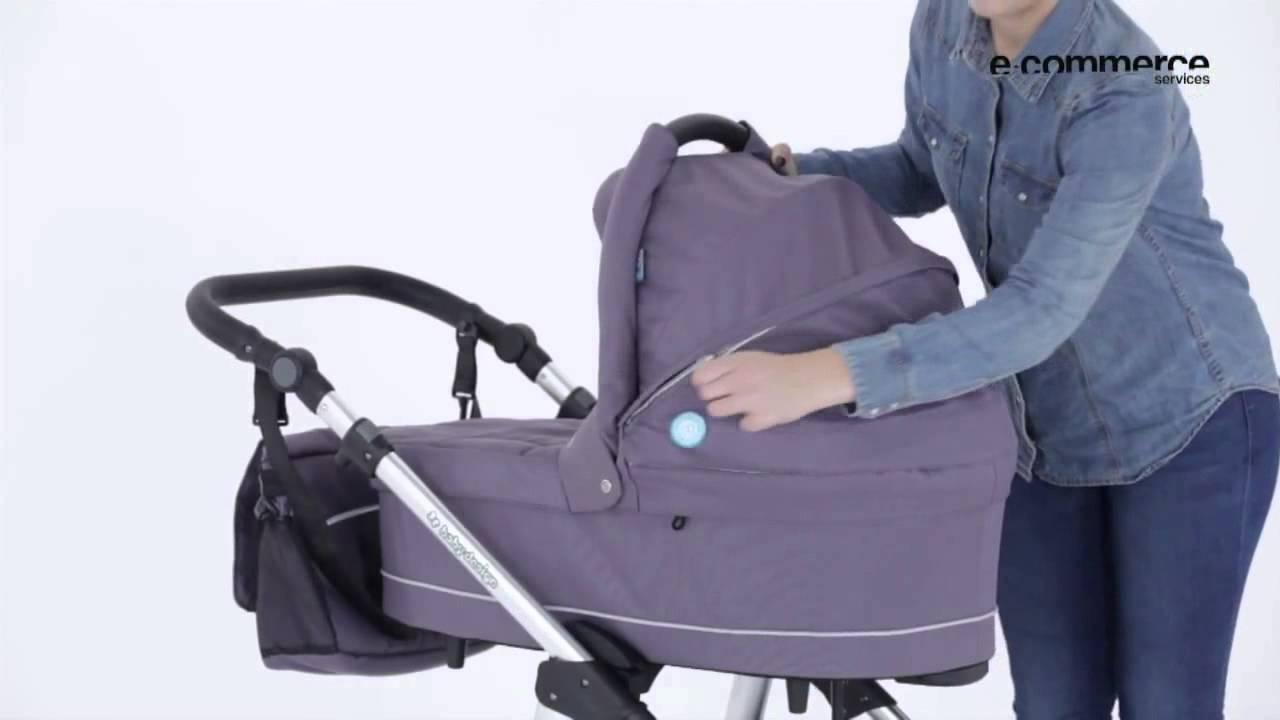 Baby Design Lupo Comfort multifunkciós babakocsi - YouTube c177dc0da0