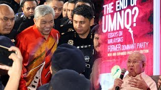 Should Zahid vacate Umno No.1 position? There are precedents, says Ku Li
