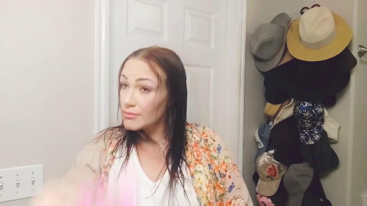 Thin Hair Wet Hair Fast Hairstyles Hair Topper Youtube
