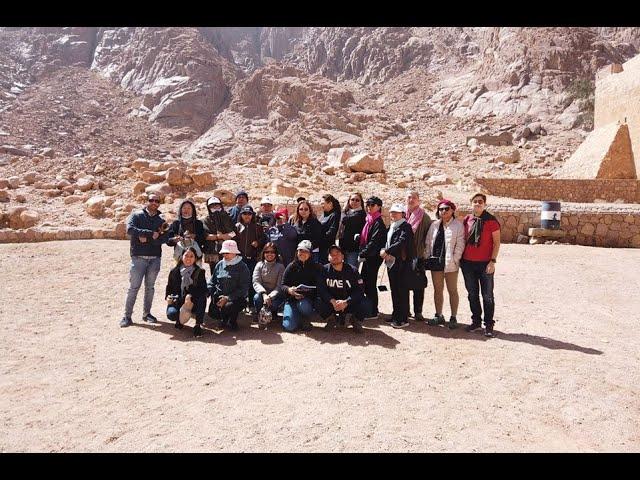 Holy Land 2020 (Jordan, Israel, Egypt)