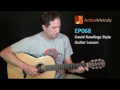 David Rawlings Style Lead Guitar Lesson - EP068